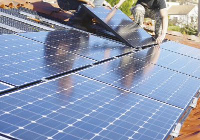 Custom-Made Solar Panels - Nousol Solar Energy Systems